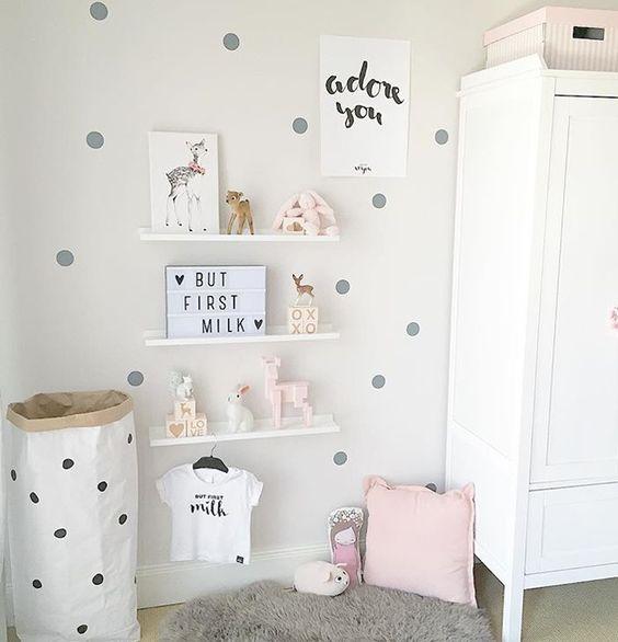 Inrichting babykamer ideeen for Babykamer inrichten
